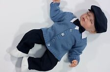 Taufanzug , Taufanzug Junge, Baby Anzug, Anzug , Taufe, Festanzug baby G022-5