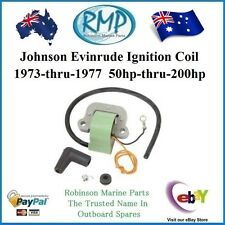 A Brand New Johnson Evinrude Ignition Coil 1973-1977 50hp-thru-200hp # 582160