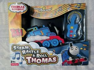 Thomas & Friends Steam, Rattle & Roll Thomas Brand New & Rare