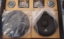 """Massive Audio MK6 300 W pico 6.5"""" Mk serie 2Way componente altavoces del coche"""