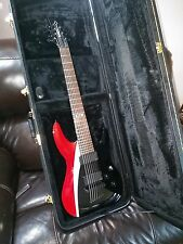 DBZ Barchetta RX 7 string with EMG's and case