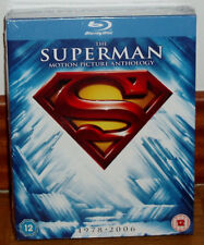 The Superman Motion Picture Anthology 1978-2006 Blu-ray 1978 Region