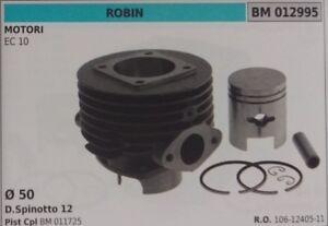 1061240511 Zylinder Kolben Komplett Motor Robin Ec 10 Ø 50