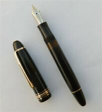 Vintage 1950's MONTBLANC MEISTERSTUCK 146 Fountain pen. OBB flex nib