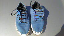Vans men's shoes size 13 Blue MINT