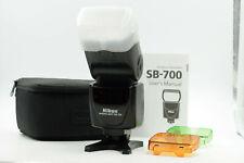 Nikon SB-700 Speedlight Shoe Mount Flash SB700                              #266