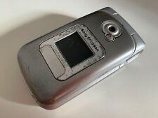 Sony Ericsson Zylo Z530i - Silver grey (O2 + Tesco) Mobile Phone