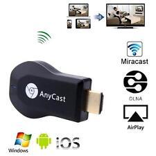 1080P Full HD HDMI TV Stick AnyCast DLNA Wireless Chromecast Airplay Dongle