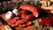 Delicious SPICY CHORIZO / CHOURIÇO / SAUSAGE Great to Grilling or eat raw