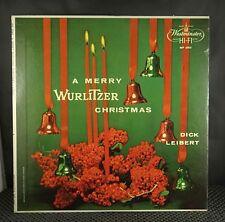 A Merry Wurlitzer Christmas (Westminster HiFi WP 6060) Dick Leibert