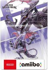 Amiibo Ridley (Super Smash Bros) Nueva-Region Free-Sellado De Fábrica