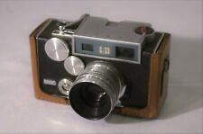 VINTAGE ARGUS C33  35MM FILM CAMERA WITH METER AND CASE