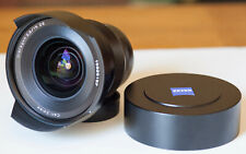 Zeiss Distagon T* 15mm F/2.8 ZE Manual Focus Lens Canon EF Mount