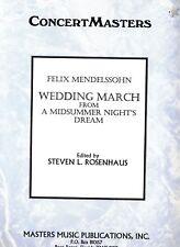 Wedding March from A Midsummer Night's Dream
