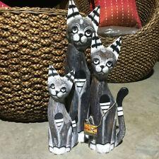 Handmade Wooden Decorative Statues & Sculptures