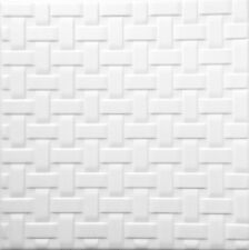 Polystyrene Glue Up Ceiling Tile #RM-72 (24 pcs~65 sq.ft) Easy DIY popcorn cover