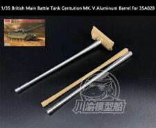 Amusing Hobby 1/35 British Main Battle Tank Centurion MK. V Aluminum Barrel for
