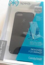 SPECK Candyshell Impact shock case for Iphone 5 / 5s / SE Black