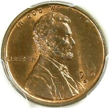 ❤️🤎🧡🔥🔥😍PCGS MS64 RB 1916 D LINCOLN CENT
