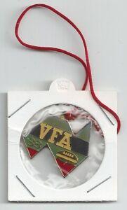 1988 VFA  enamel badge members badge NO 0623 Excellent condition