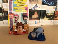 Funko Rock Candy-Disney-Ralph brise l/'Internet-Mulan figurine