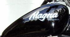 1988 VF750C Super Magna Stock Black Tank Decals (2)