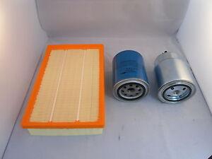 Service Kit To Fit Nissan Navara D40 2.5 Turbo Diesel Oil Air Fuel Filter 05-06