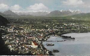 Vintage German Postcard UnUsed Bregenz am Bodensee Vorarlberg
