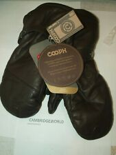 Cooph ULTIMATE Leather Photo Glove NEW BROWN PAIR