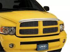 AVS Chrome Hood Shield fits 06-09 Dodge Ram; Made in USA Used Smoke Bug Shield