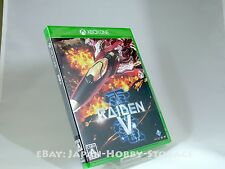 Xbox One RAIDEN V Region-free Japanese