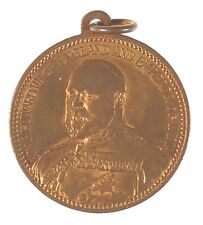 1902 Great Britain CORONATION OF EDWARD VII  bronze 27mm
