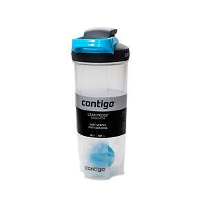 Contigo 28oz Leak Proof Shaker Bottle Fitness Drinks To Go For Gym Exercise
