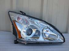 2004 05 06 2007 2008 LEXUS RX350 RX330 FRONT HEADLIGHT XENON OEM COMPLETE USED