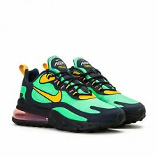 🔥🔥RARE!! Nike Air Max 270 React Pop Art Green Mens Sneakers NIB AO4971-300