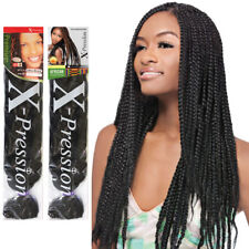 "X-Pression Ultra Braid 82"" Long Braiding Hair XPression 100% Kanekalon *1 Color"