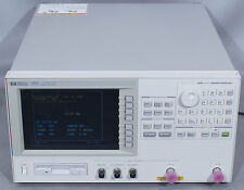HP/Agilent/Keysight 4352B VCO/PLL Signal Analyzer FFT w/Opt. 001