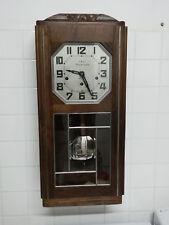 pendule horloge carillon odo no 36  8 tiges 8 marteaux avé maria