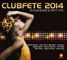 Club Festa 2014 (44 CLUB DANCE & Party Hits) 2 CD NUOVO