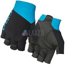 Giro Zero CS Durable Comfortable Road Bike Cycle Mitt Blue Jewel/Black XLarge
