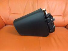 Seitentasche CLEAN BLACK Schwingentasche Satteltasche schwarz Flaschenhalter 48