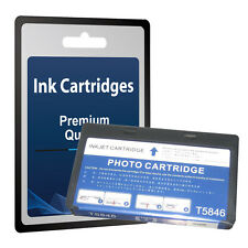 1 X T5846 NON-OEM Ink Cartridge For PictureMate PM200 PM240 PM260 PM280 PM290 C