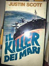 J. SCOTT - IL KILLER DEI MARI - CLUB DEGLI EDITORI - 1980