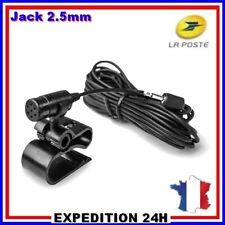 Microphone bluetooth pour autoradio avec prise MIC IN jack 2.5mm GZ® PRO