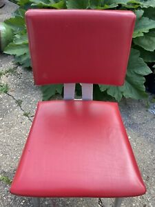 1960's Vintage GF GoodForm Aluminum Chairs (4 Total) General Fireproofing Co