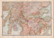 Scotland Argyll Antique European Maps & Atlases 1900-1909 Date Range