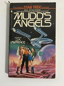 "Star Trek: Bantam Books ""Star Trek Adventures"" - Mudd's Angels by J. A. Lawrence"