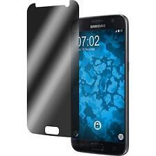 2 x Samsung Galaxy S7 Film de Protection Confidentiel Protecteurs Écran