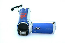 JVC Everio Flash Memory Camcorder MISSING CHARGER Used