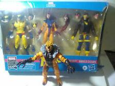 Marvel Legends Xmen SABERTOOTH, Apocalypse Wave & 3 pack Love Triangle